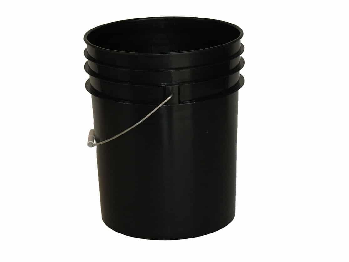 Plastic Buckets Amp Pails Affordable Buckets Custom Order
